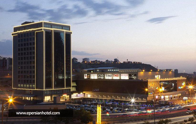 هتل لاله تبریز