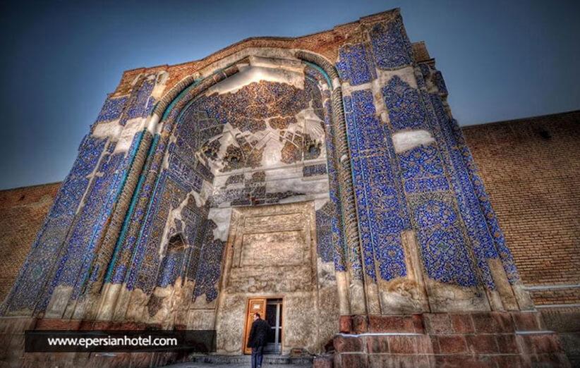 مسجد آبی تبریز
