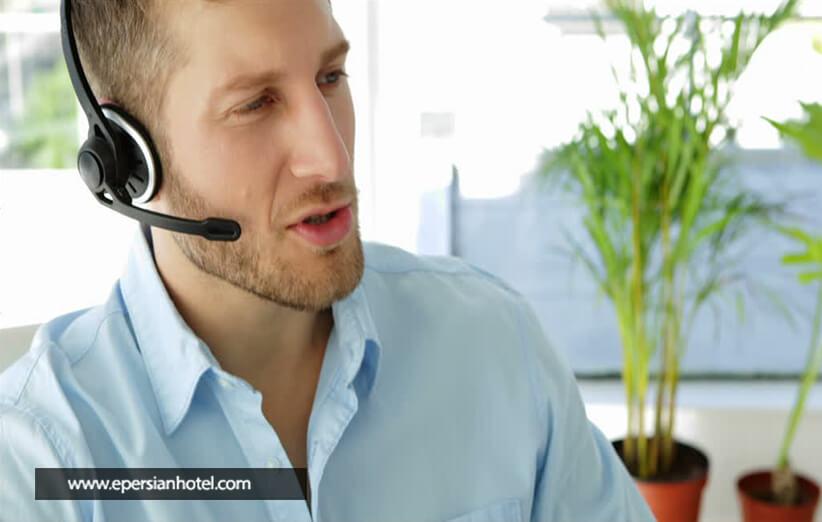مشائره تلفنی تور یزد در پرشین هتل