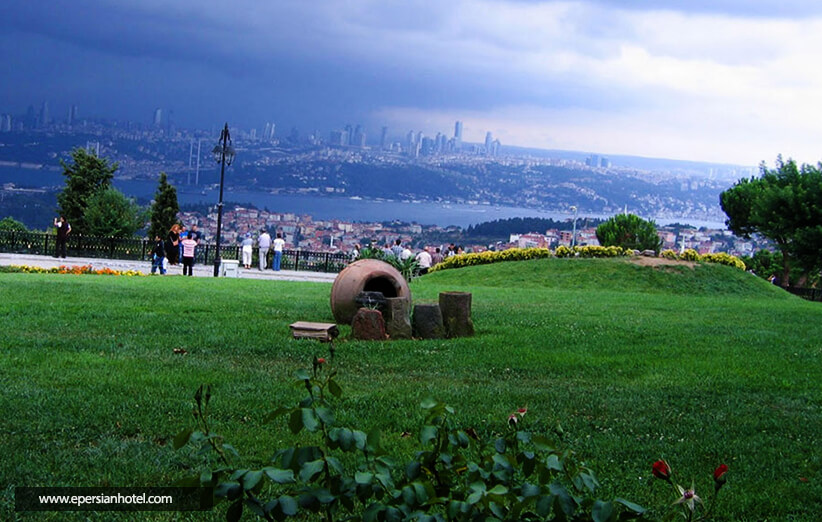 تپه چاملیجا استانبول