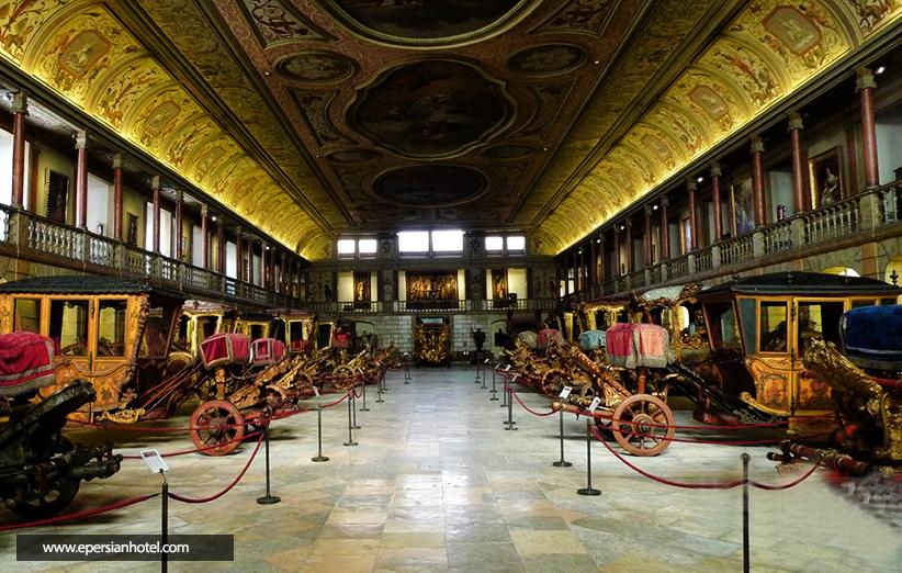 موزه رحمی کوچ استانبول