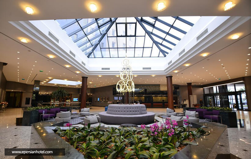 لاکچری ترین هتل های استانبول را بشناسید