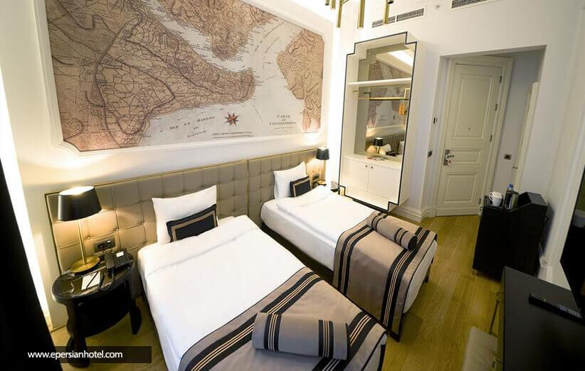 هتل بی وی اس لاش تکسیم استانبول