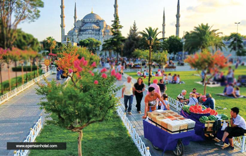منطقه فاتح استانبول، تاریخی ترین نقطه استانبول
