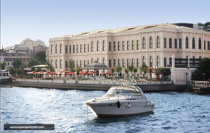 هتل فورسیزن بسفوروس استانبول