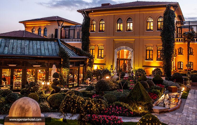 هتل فور سیزن سلطان احمد استانبول