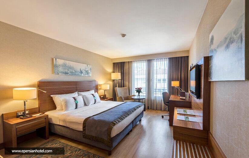 هتل هالیدی این شیشیلی استانبول