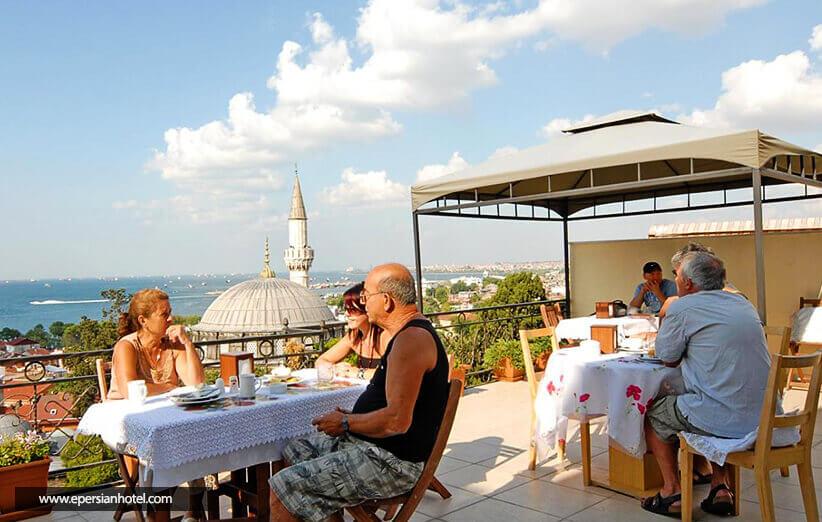 هتل ادا استانبول