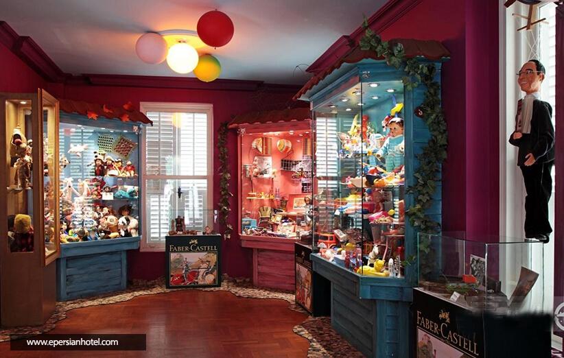 موزه اسباب بازی استانبول