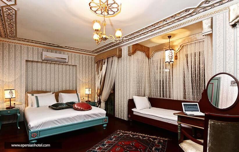 هتل نایلز استانبول