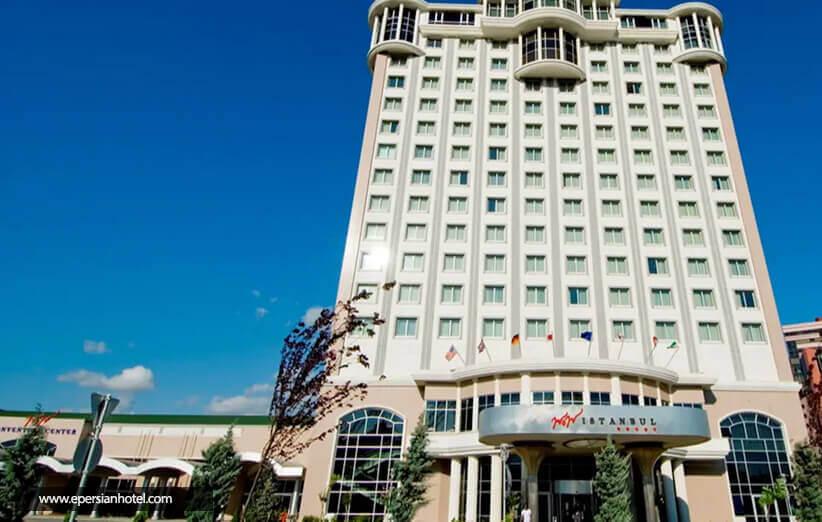 هتل پکس استانبول