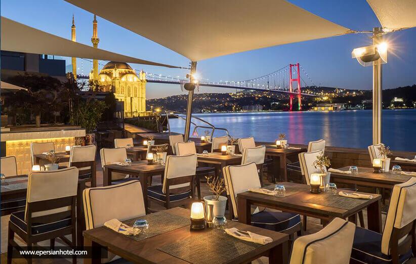 هتل رادیسون بلو بوسفوروس استانبول