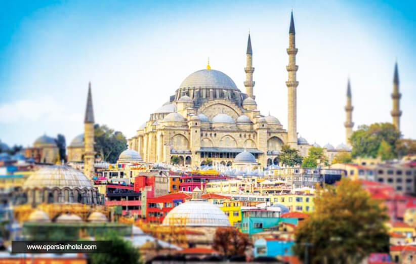 مسجد سلطان احمد استانبول، جواهر آبی قسطنطنیه
