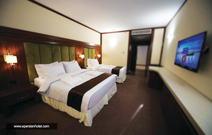سوئیت های هتل پانوراما کیش، مجلل و زیبا