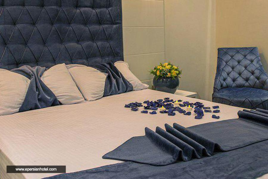 اتاق های هتل نسیم مشهد