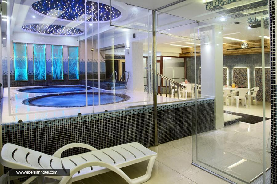 امکانات هتل ایران مشهد