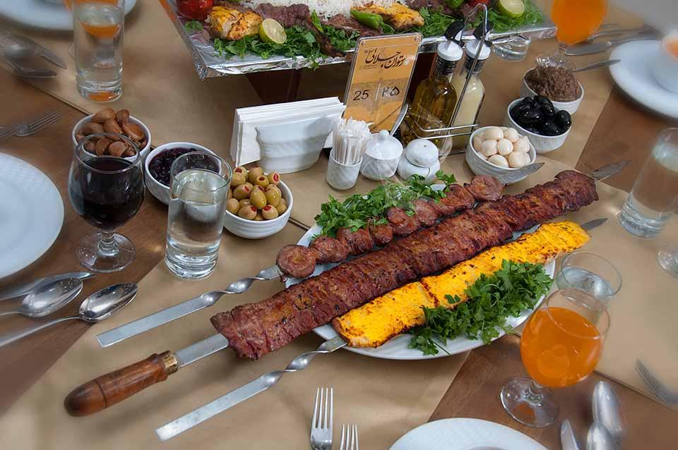 رستوران جلالی تبریز