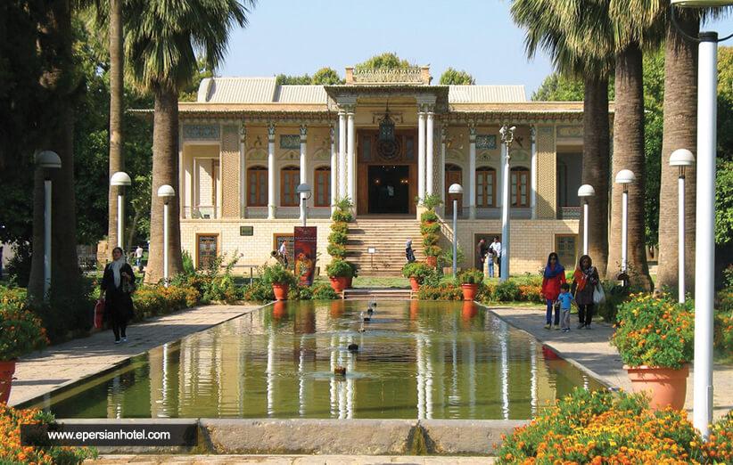 باغ عفیف آباد نگینی در شیراز