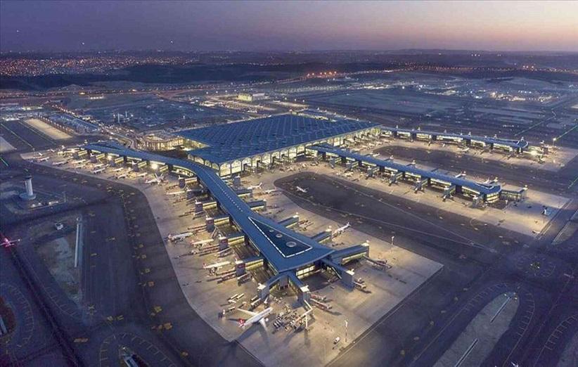 فرودگاه های استانبول