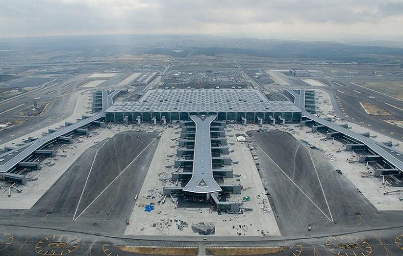 فرودگاه آتاتورک استانبول