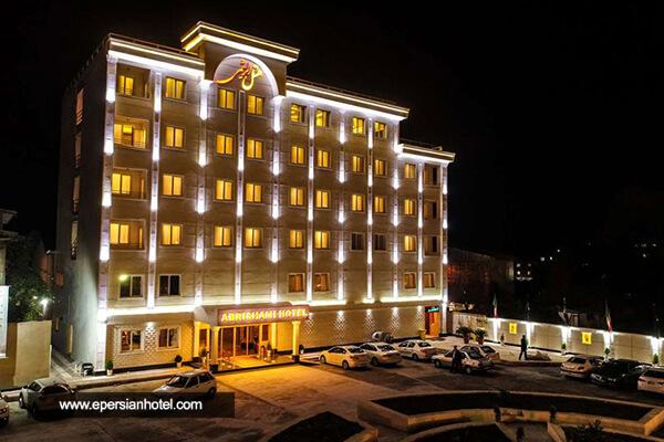 هتل ابریشمی لاهیجان