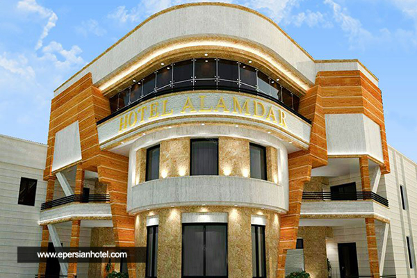 هتل علمدار یزد