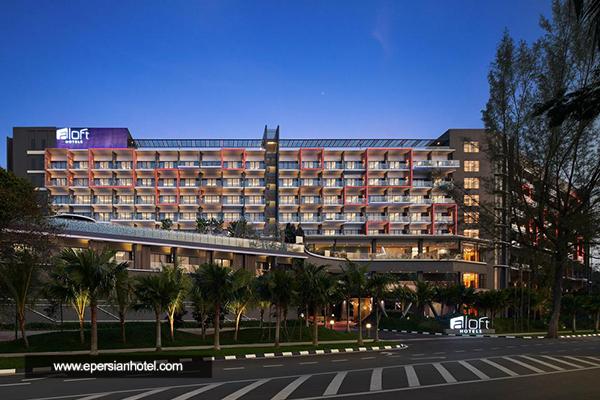 هتل آلوفت پانتای تنگاه لنکاوی