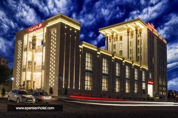 هتل بین المللی امیران2 همدان
