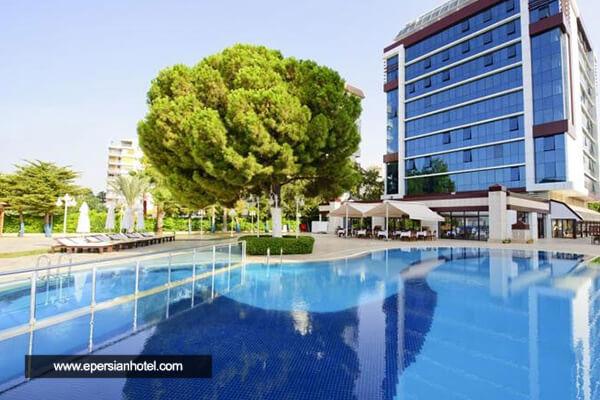 هتل ریزورت و اسپا آنتالیا