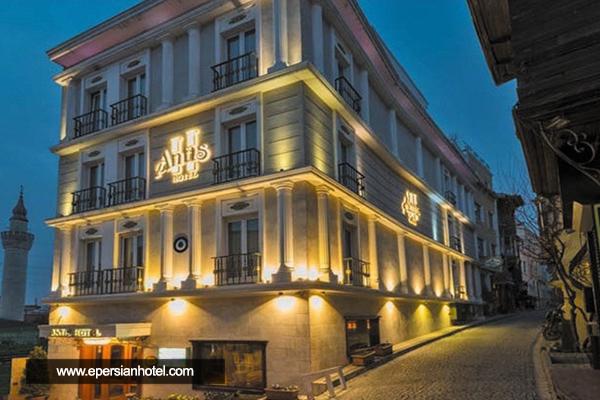هتل آنتیس استانبول