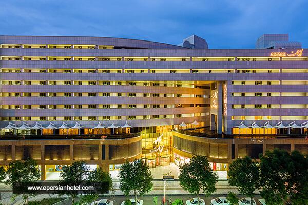 هتل آپارتمان آپارتمان آرمان  مشهد