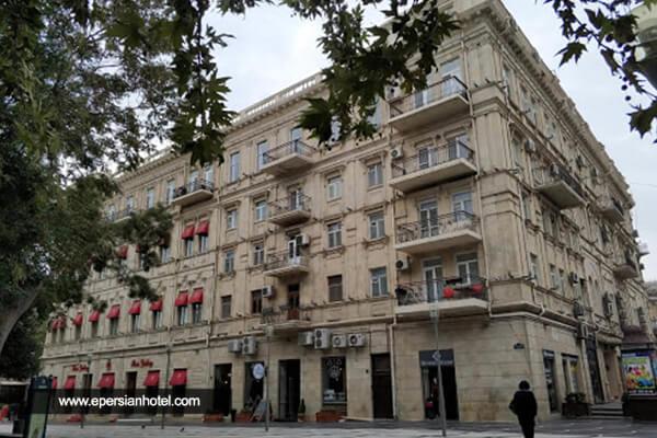 هتل آزکوت باکو