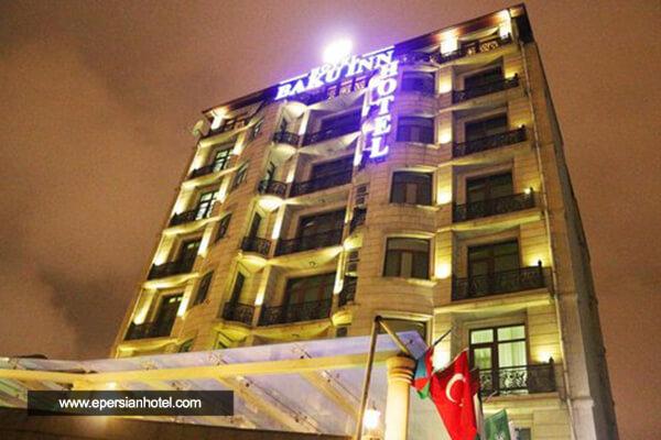 هتل باکو این باکو