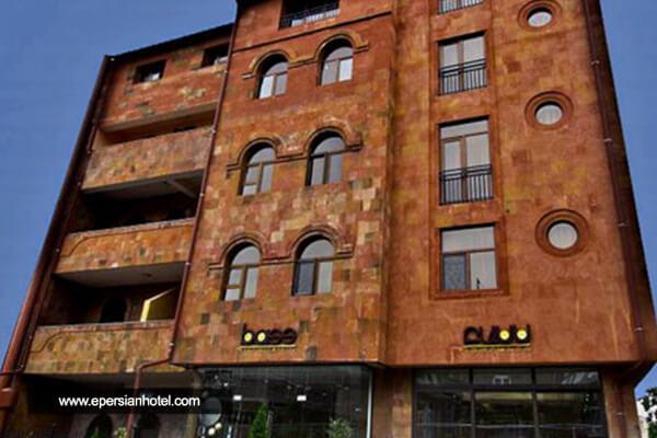 هتل باس بوتیک  ایروان