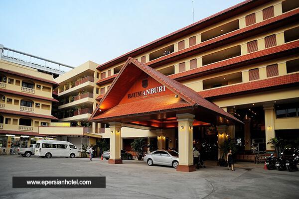 هتل بامنبوری پوکت