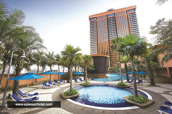 هتل برجایا تایمز اسکوئر کوالالامپور
