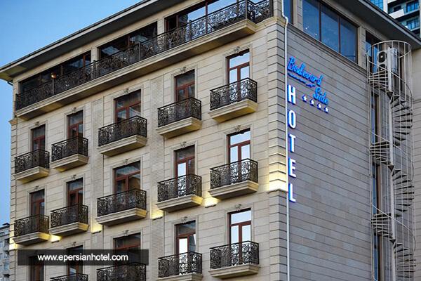 هتل بولوار ساید باکو