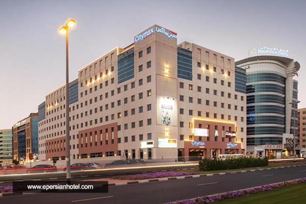 هتل سیتی مکس بور دبی