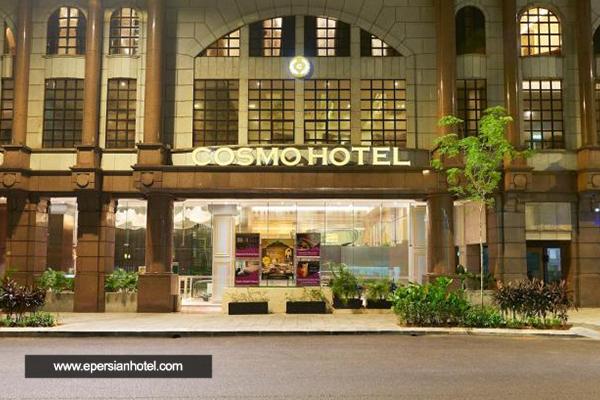 هتل کوزمو کوالالامپور