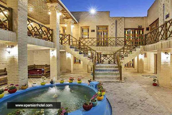 هتل اقامتگاه سنتی ددمان زنجان