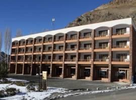 هتل جهانگردی دیزین تهران