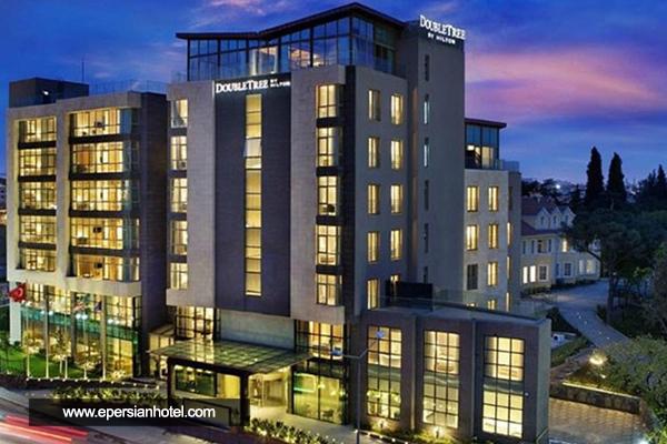 هتل دابل تری بای هیلتون توزلا استانبول