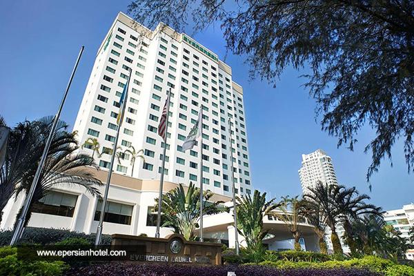 هتل اورگرین لاورل پنانگ