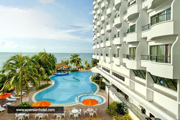 هتل فلامینگو بیچ پنانگ
