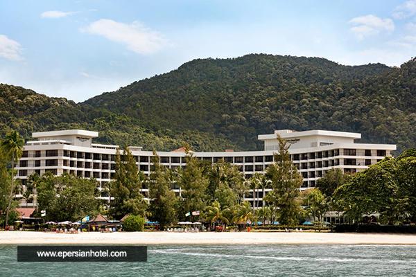 هتل گلدن سندز ریزورت بای شانگری لا پنانگ