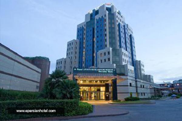 هتل گرند جواهر کانوشن سنتر استانبول