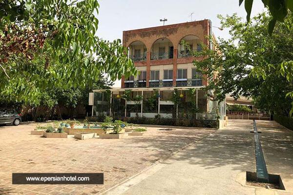 هتل مجتمع اقامتی هشت چنار سنندج