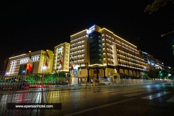 هتل آپارتمان  آپارتمان حیات مشهد