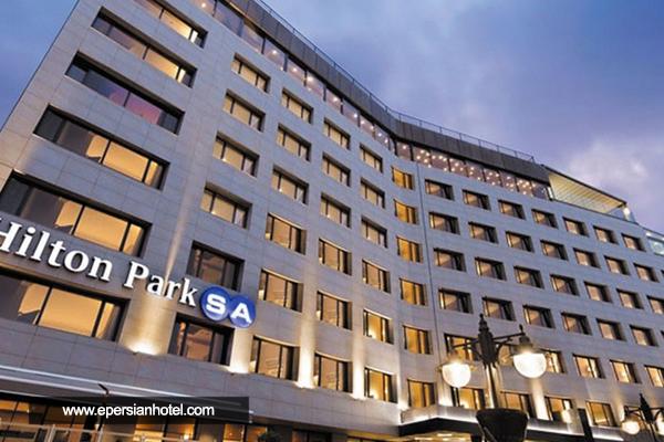 هتل  هیلتون پارک سا استانبول