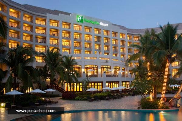 هتل هالیدی این ریزورت پنانگ